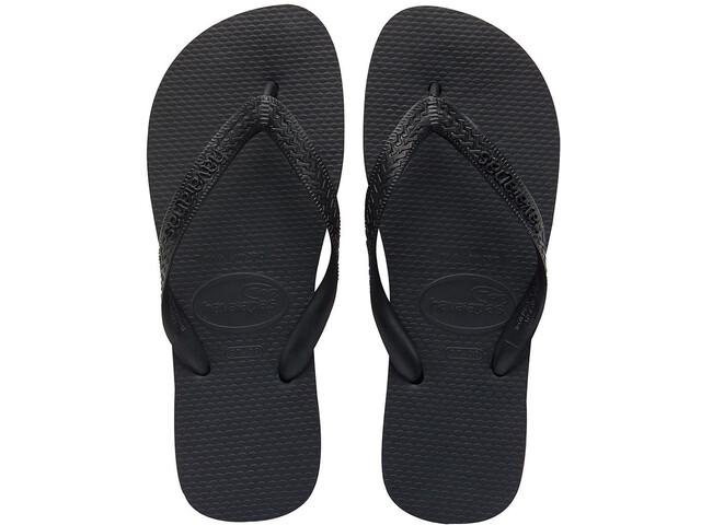 havaianas Top Sandales, black